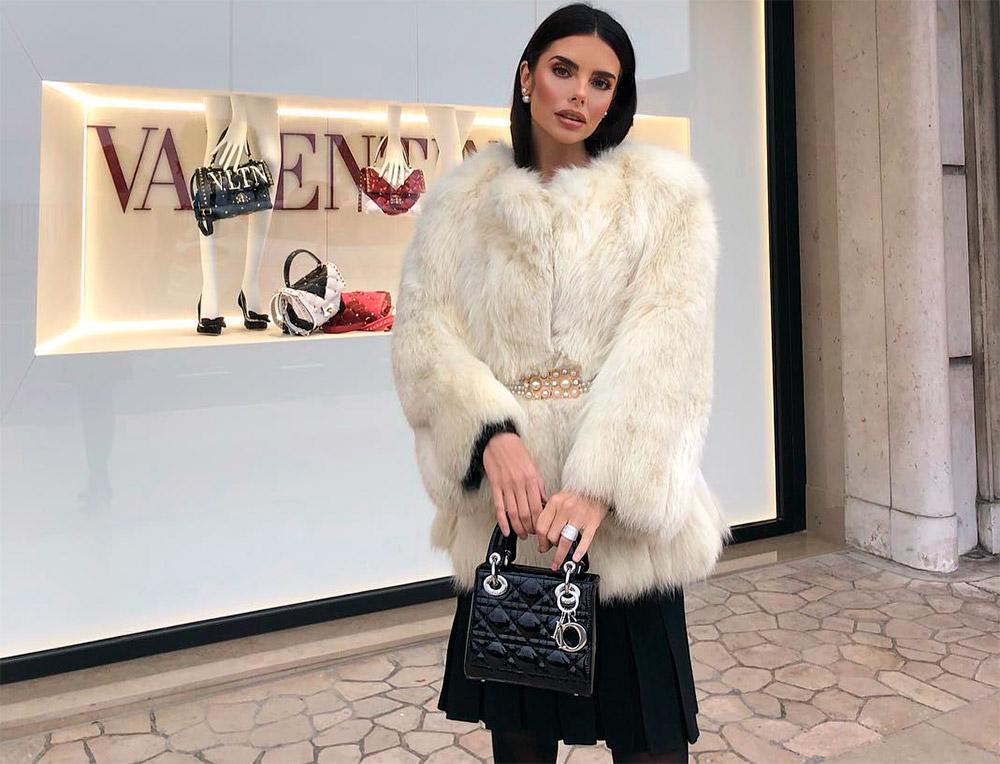 Мех в модной индустрии