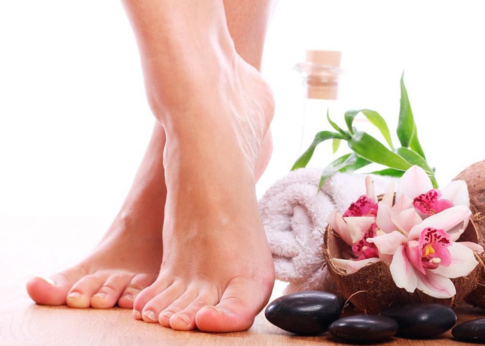 Как флекситол делает кожу ног мягкой