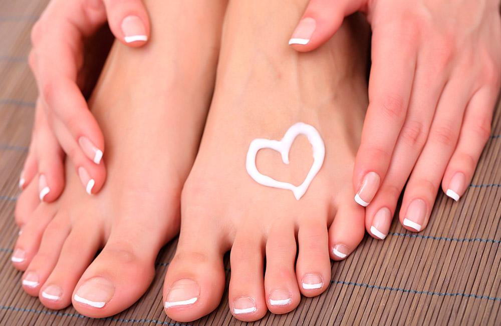 Как флекситол делает кожу ног мягкой и шелковистой