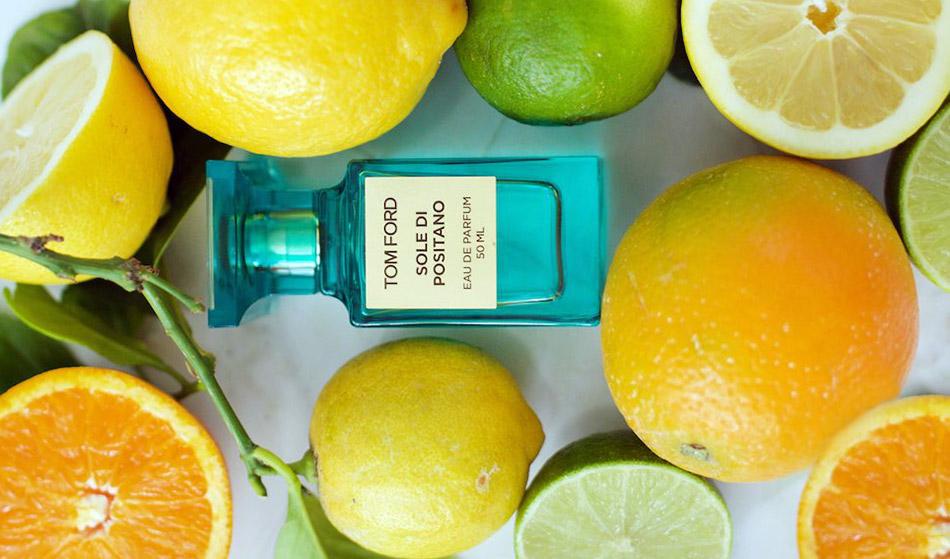 Sole di Рositano – парфюм Тома Форда