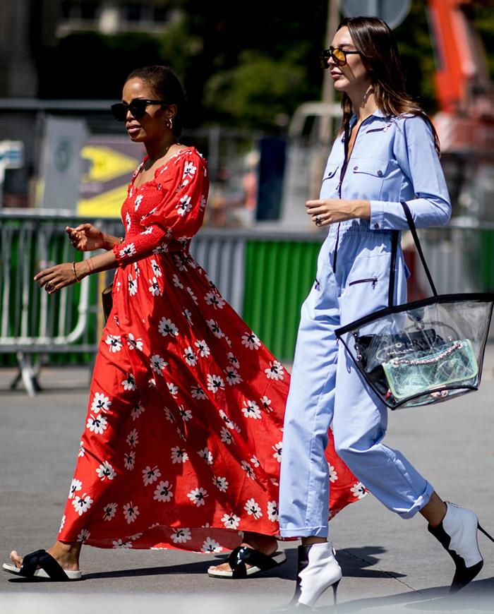 Модные образы гостей Haute couture 2018-2019