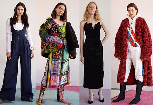 d2ef6a668f0d Модная женская одежда осень-зима 2018-2019 от Hermes