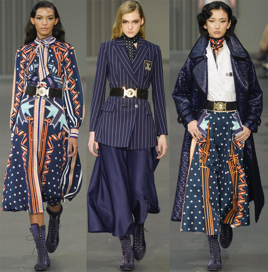 Мода осень-зима 2019-2020