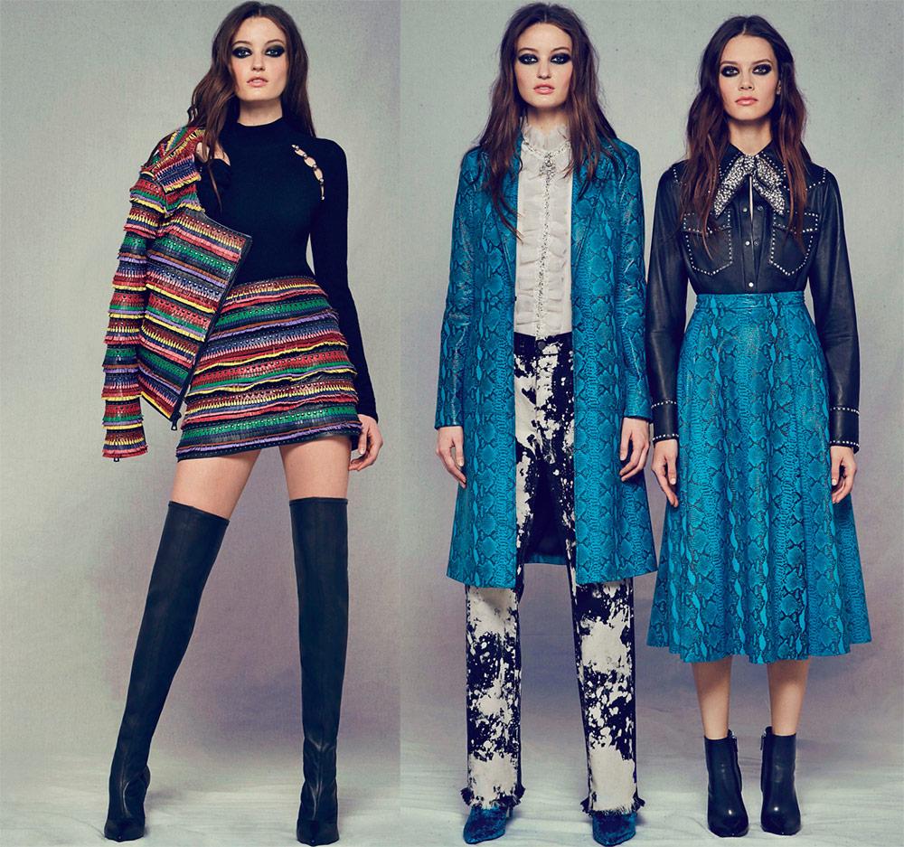 Модная коллекция от Alice Olivia новые фото