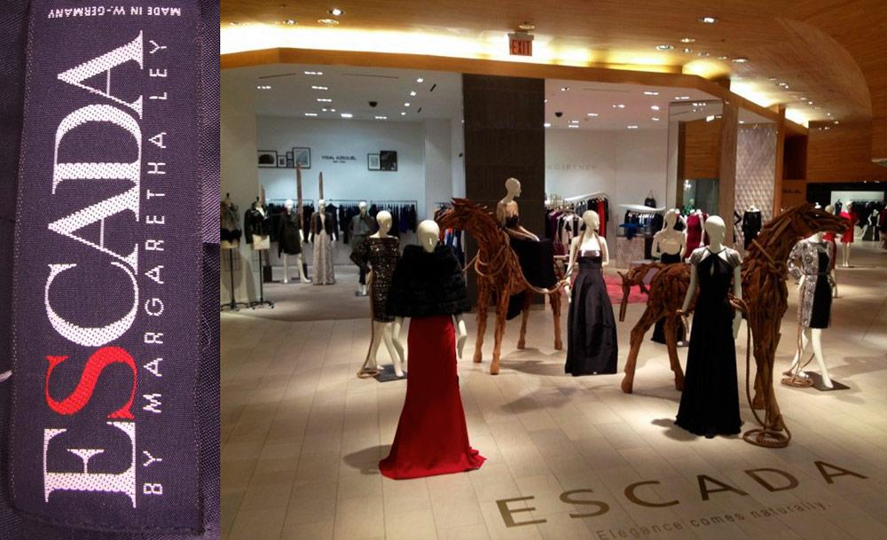 Модный Дом Escada – история и новая коллекция
