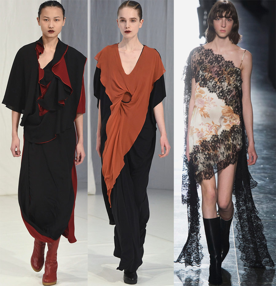 Модные платья в 2019 году