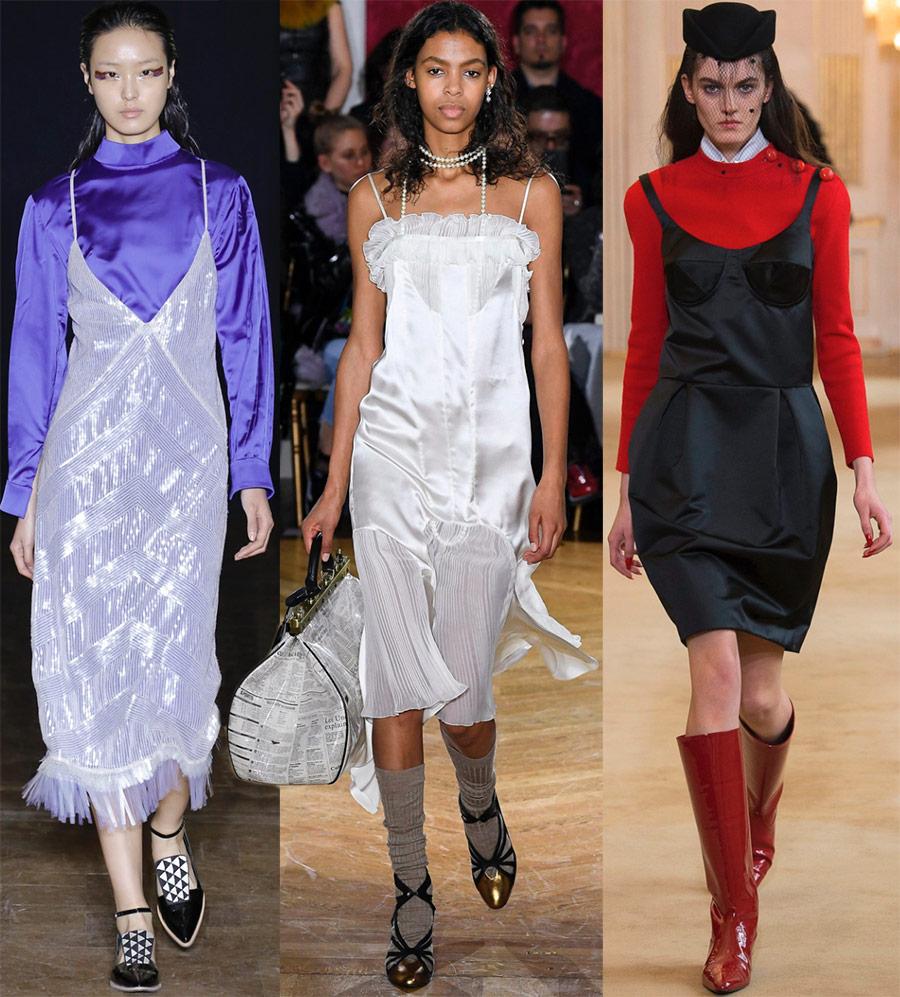 Robes de lin