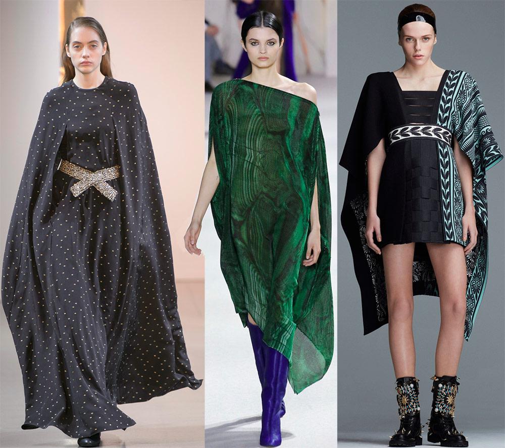 Модные платья 2018-2019 года