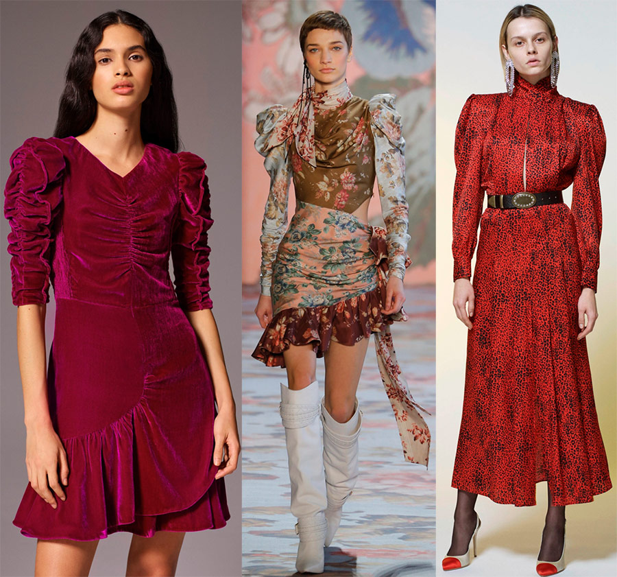 Mode automne-hiver 2018-2019