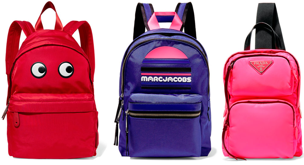 рюкзак для старшеклассниц и студенток