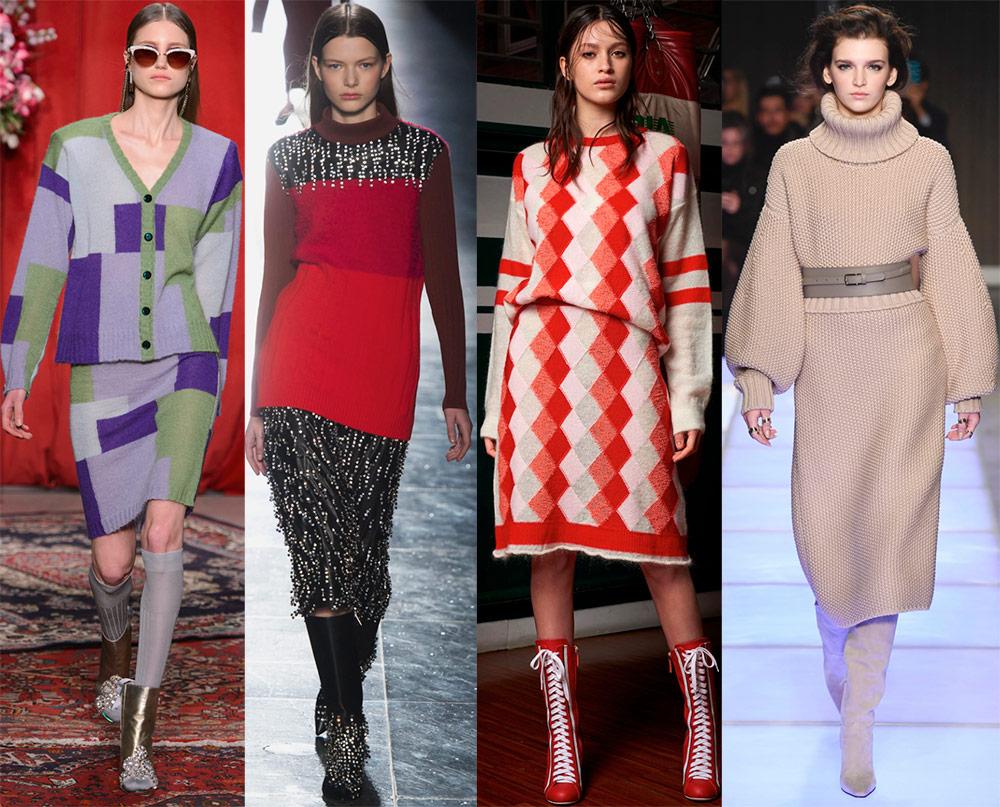 Модные образы 2018-2019