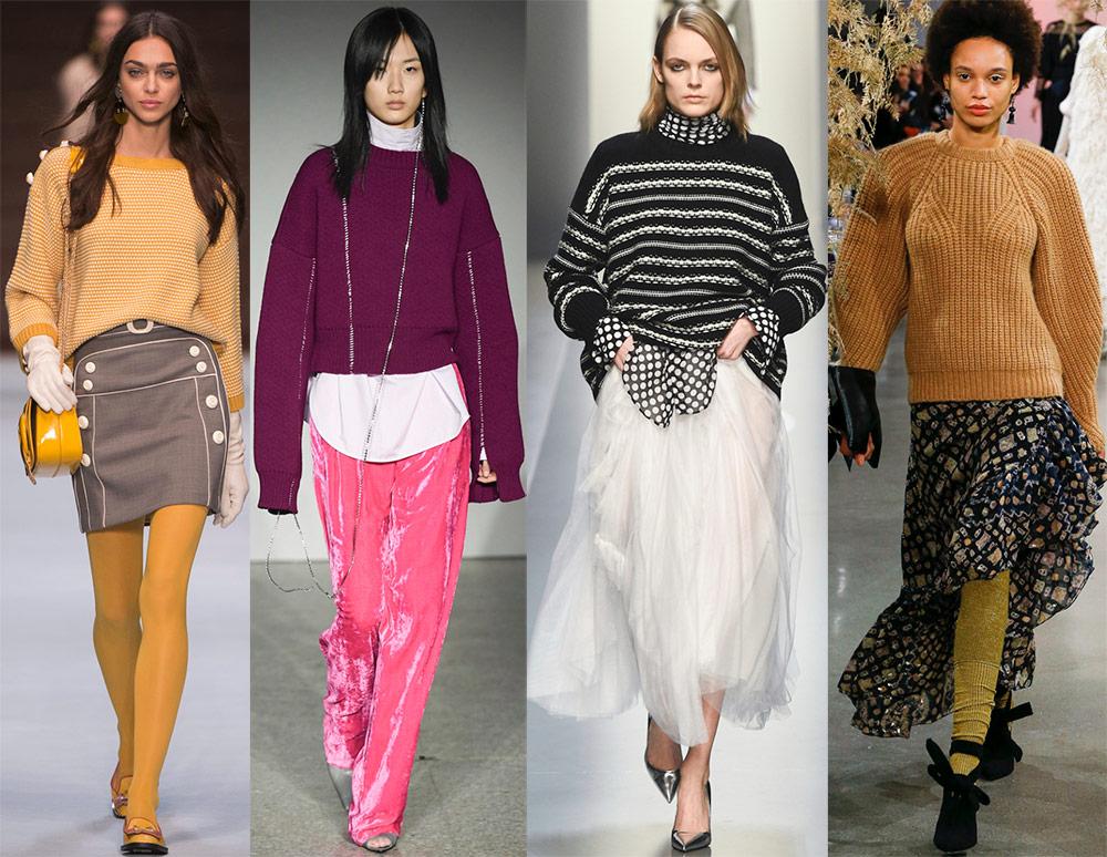 Смотреть О модной тунике осень-зима 2019 2019 года: новинки, фото, тенденции видео
