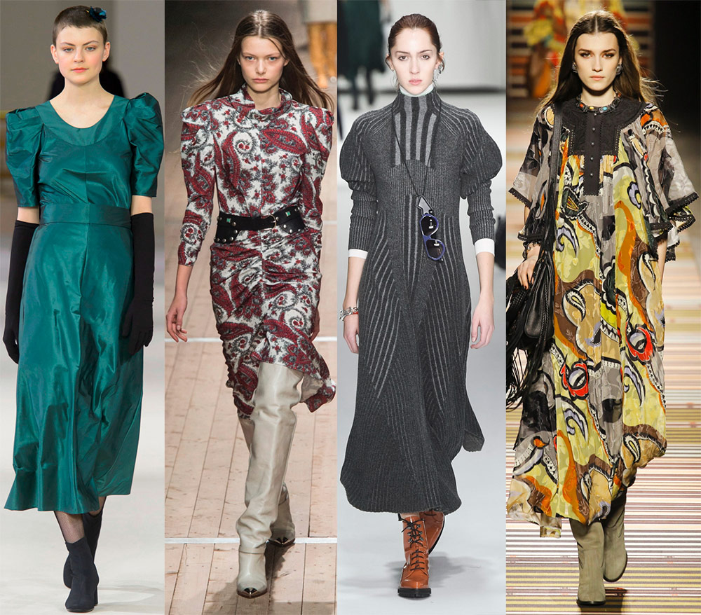 لباس های مد روز