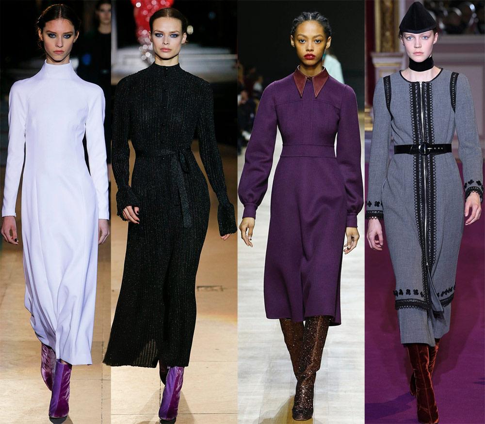 Красивые платья в стиле Modest Fashion – новые образы