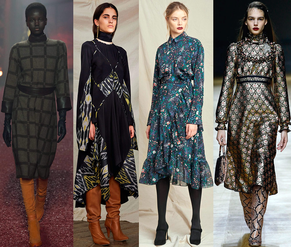 لباس دختران مدرن