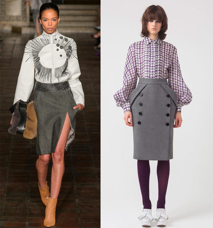 2019 nederdele og modetrends