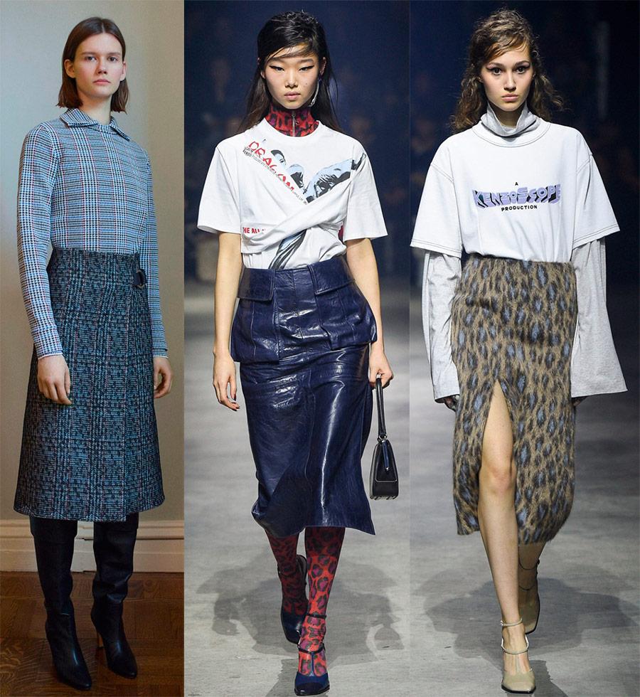 Женска мода 2018-2019