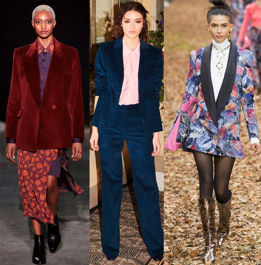 женские жакеты мода 2018