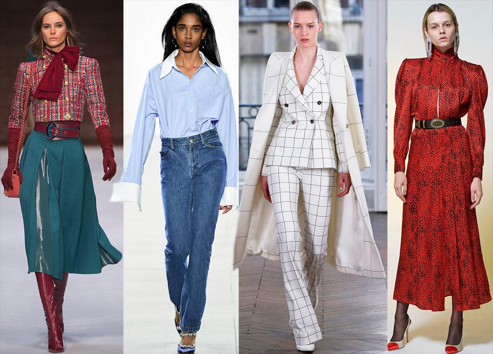 Модная одежда с очень длинными рукавами 2019