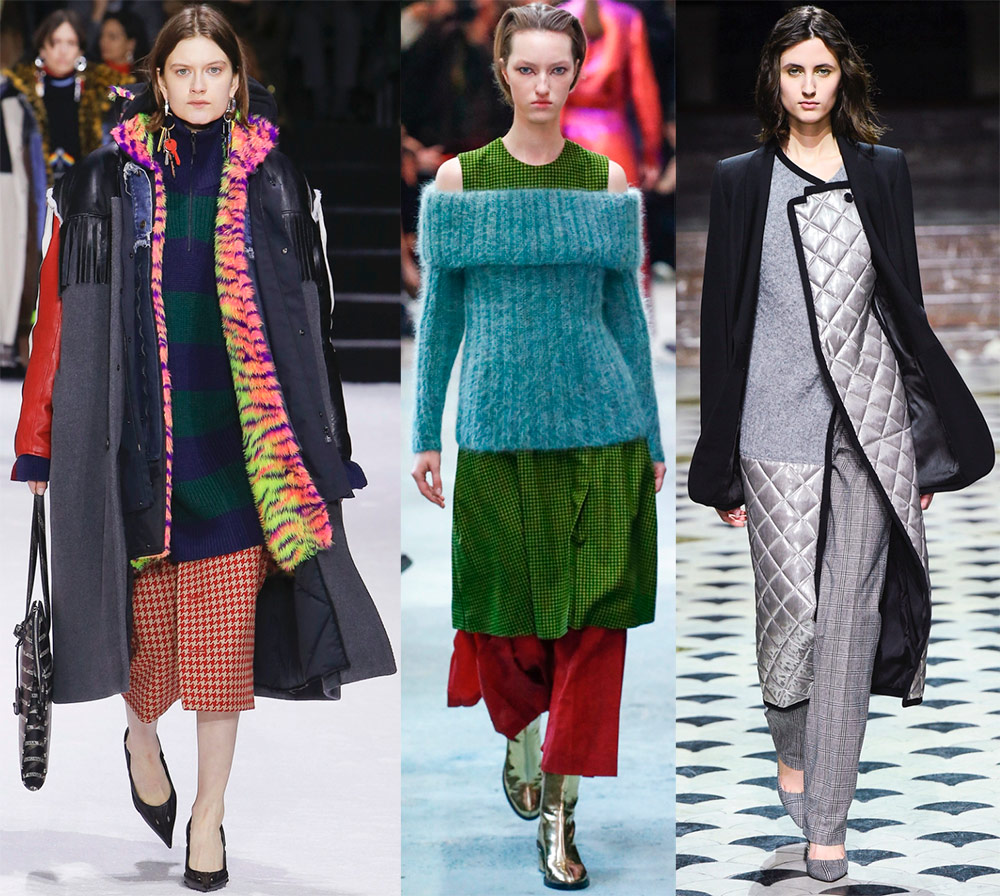 Модная одежда с очень длинными рукавами 2019 рекомендации