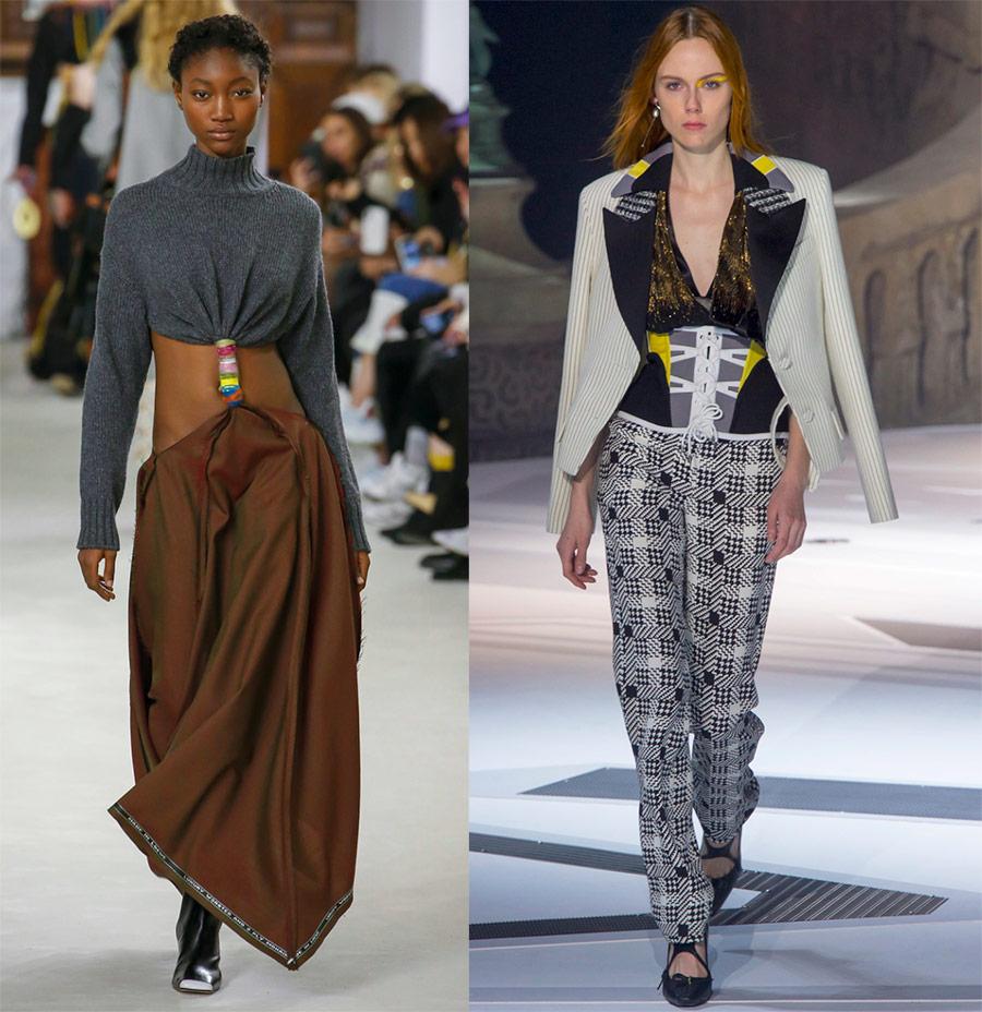 Как носить корсетный пояс – красивые образы