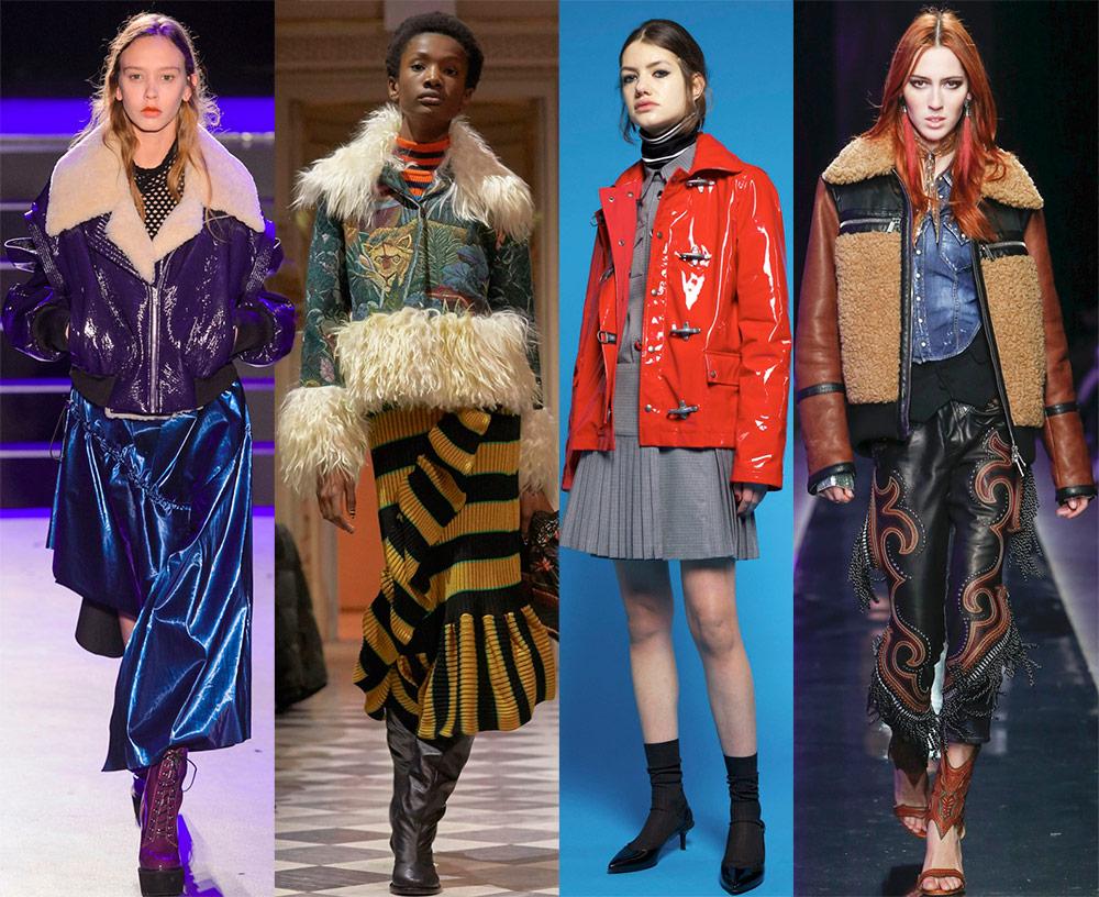 Ceketlər - moda meylləri