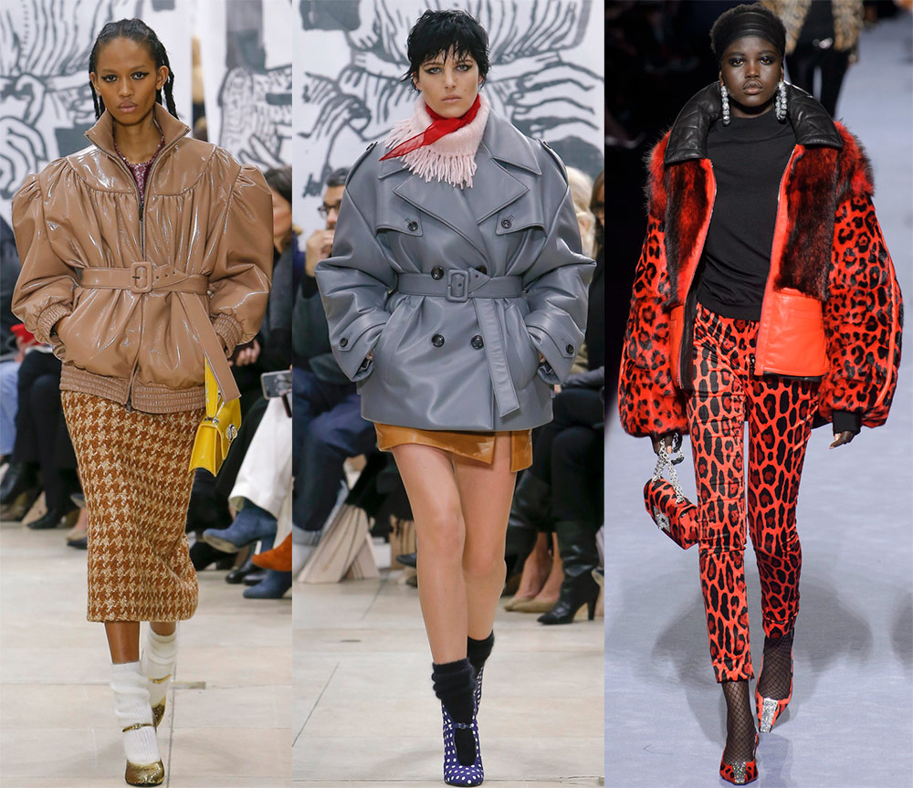 Overdimensioneret stil i mode