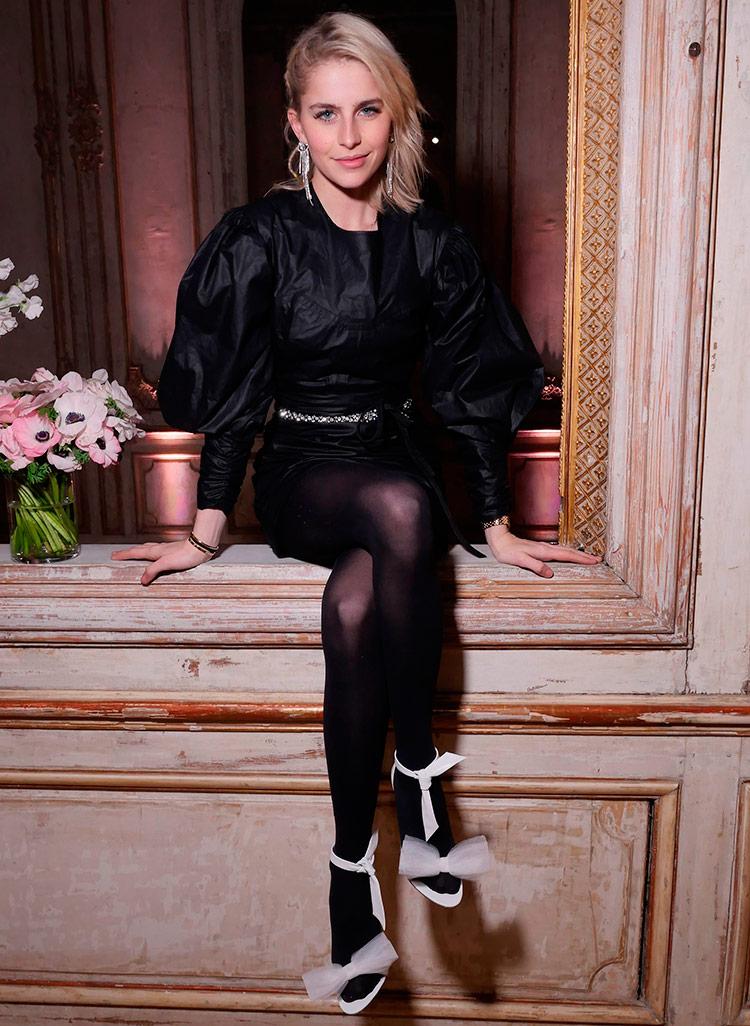 Модный блогер Каролина Даур