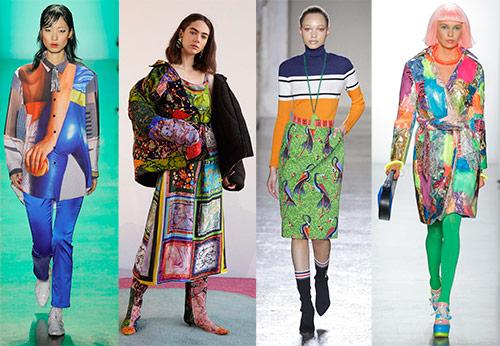 8968cab9c503 20 модных тенденций 2018-2019 – женская одежда и аксессуары