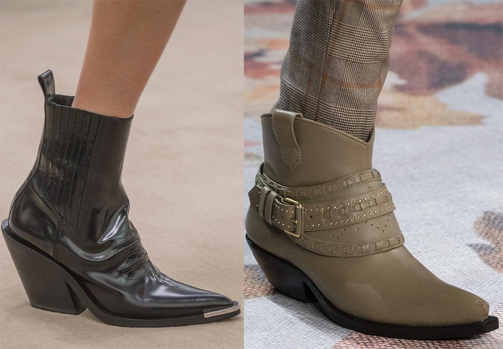 Женская обувь 2018-2019 – все модные тенденции сезона 3a355a90478