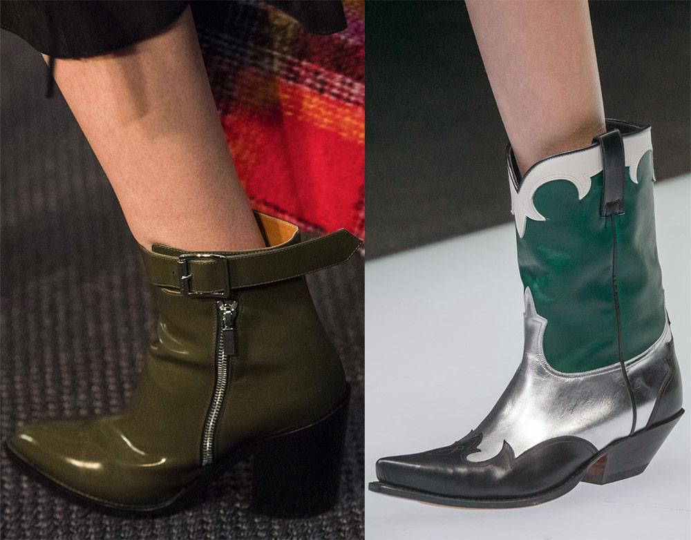 Модерен чизми