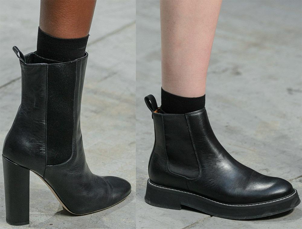 Чесните женски чизми