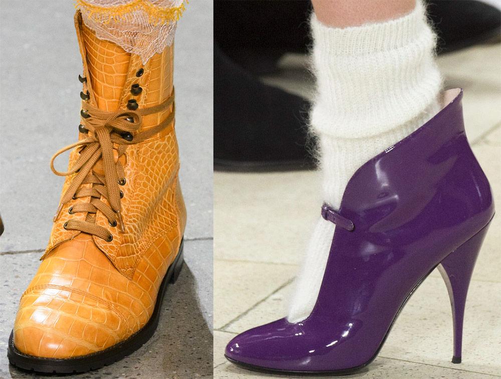 Женская обувь 2019-2020