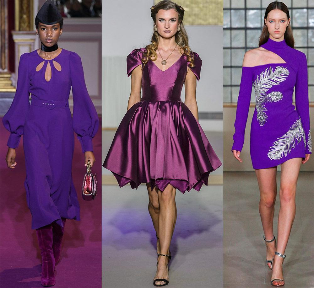 Обувь Под Фиолетовое Платье