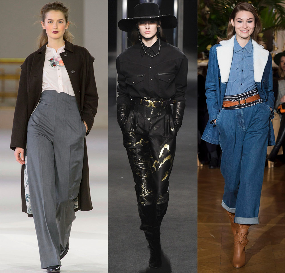 Mode automne-hiver 2018-2019