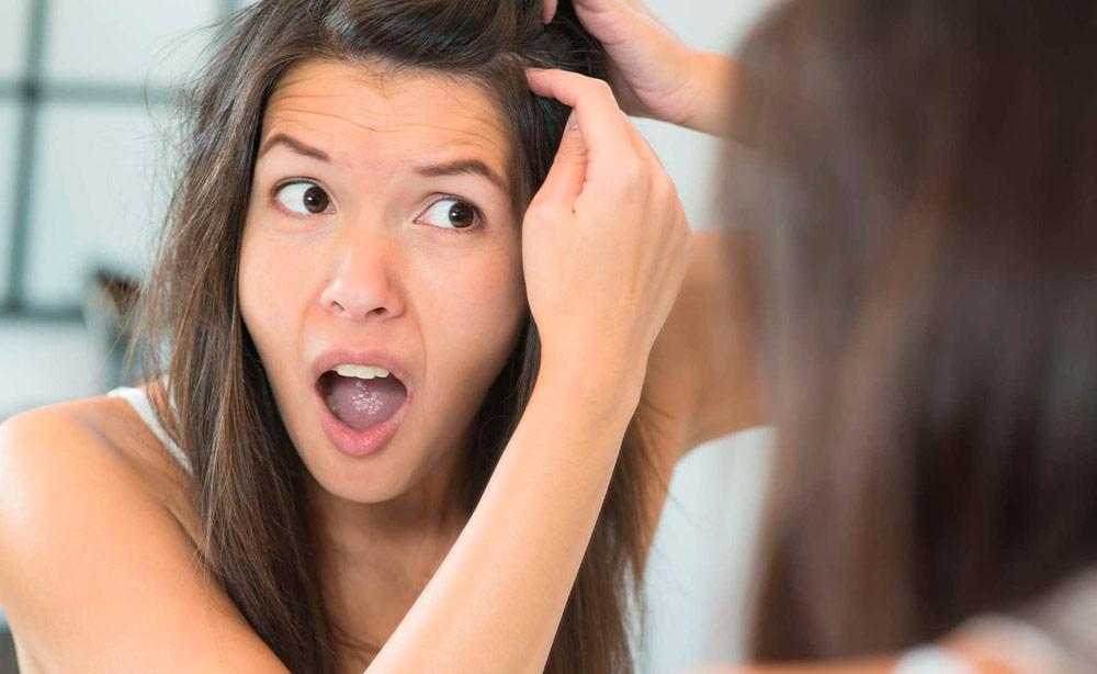 Как бороться с ранней сединой волос