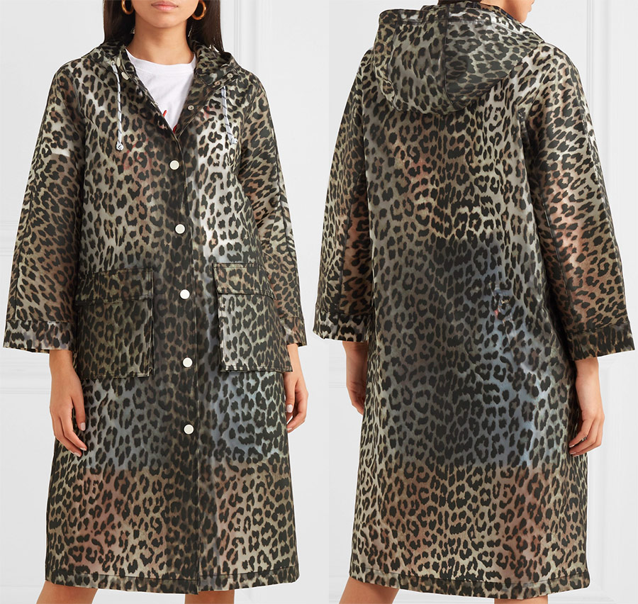 Plašt svetlosti Leopard