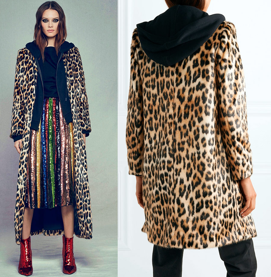 Leopard coat 2019