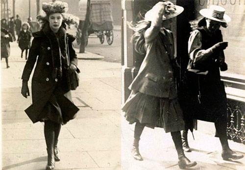 Смотреть История и теория уличной моды видео