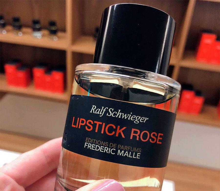 Аромат Frederic Malle Lipstick Rose