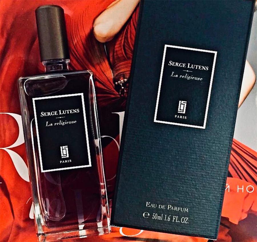 Perfumery La Religieuse water