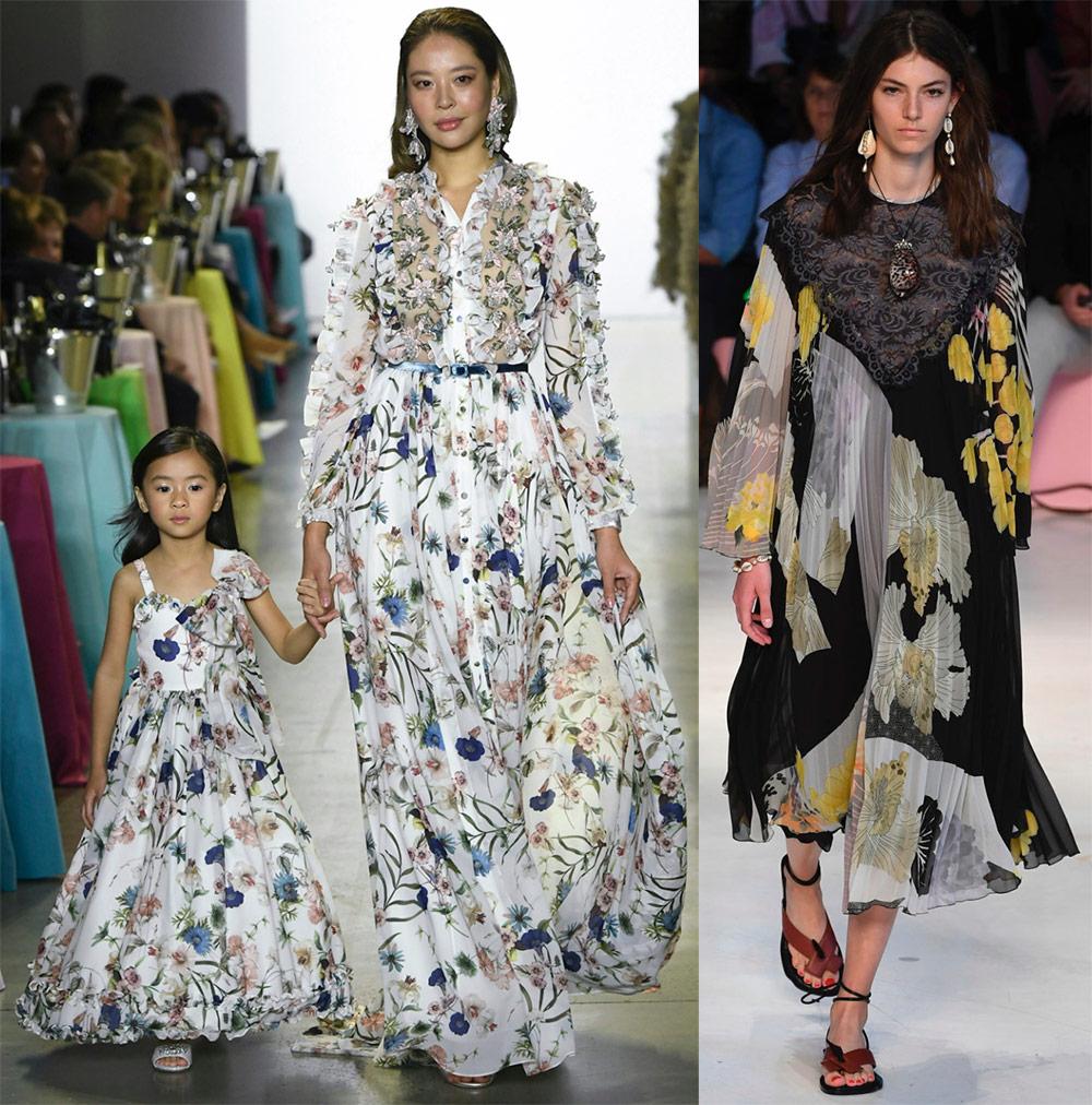 Мода весна-лето 2019
