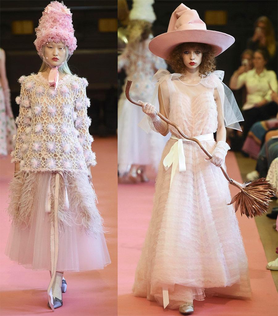 Милая женственная мода 2019