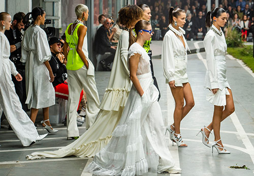 5 трендов модного сезона весна лето 2019 года