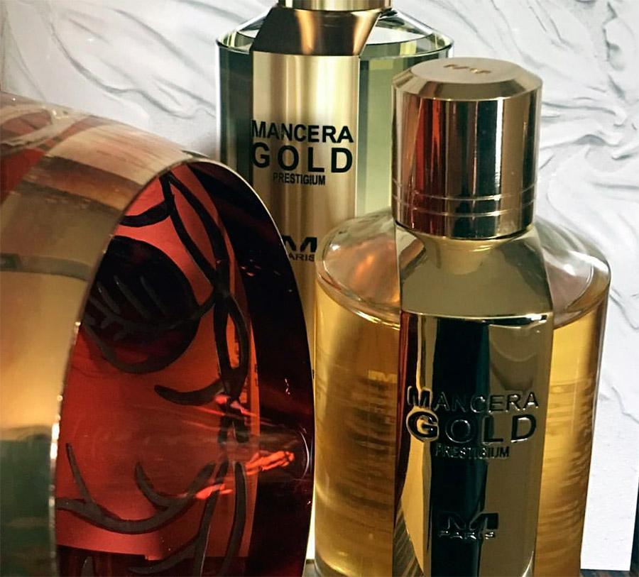 Gold Prestigium Mancera – парфюм для женщин и мужчин