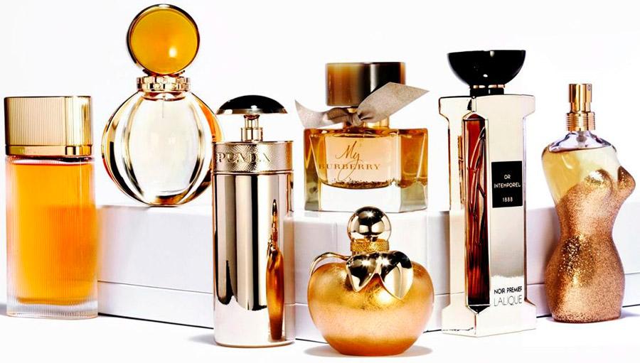 химический состав парфюмерии