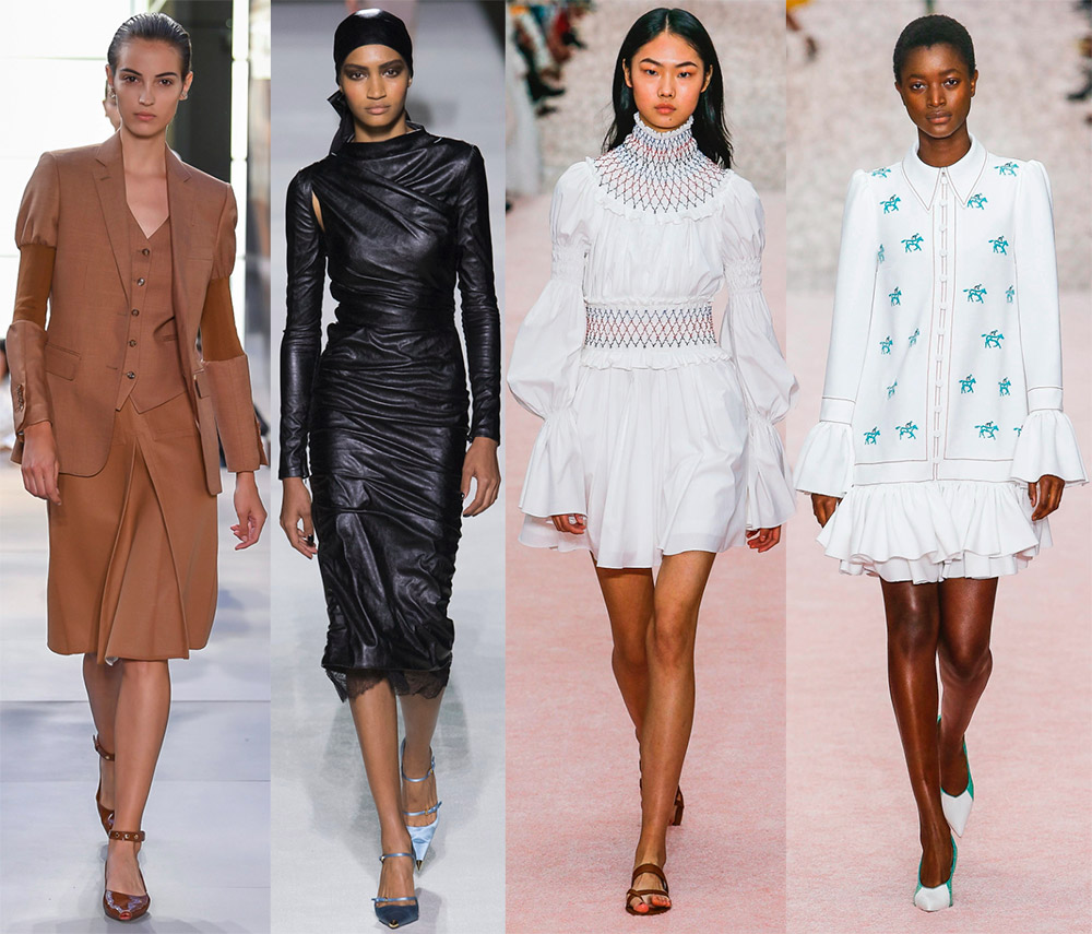 Все модные тенденции 2019 года – 180 фото образов