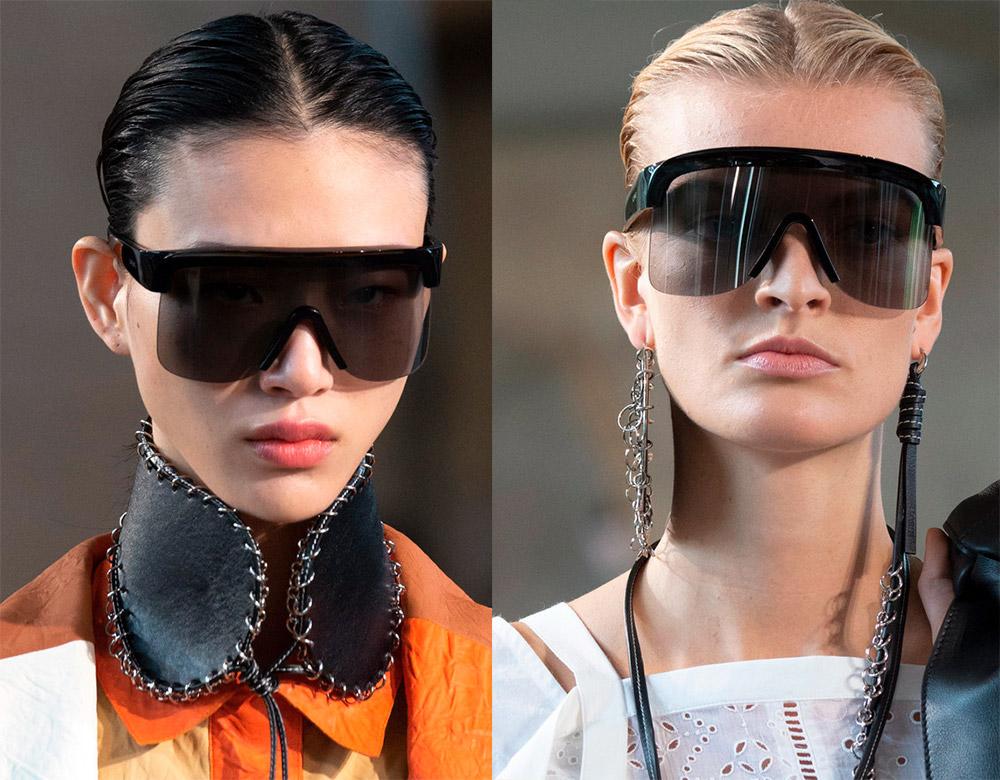 Солнцезащитные очки в полоску 2019 картинки
