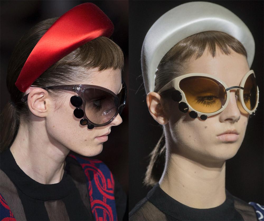 Солнцезащитные очки в полоску 2019 новые фото