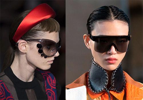 какие очки в моде 2019